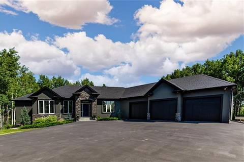 House for sale at 254170 Twelve Mile Coulee Rd Rural Rocky View County Alberta - MLS: C4262001