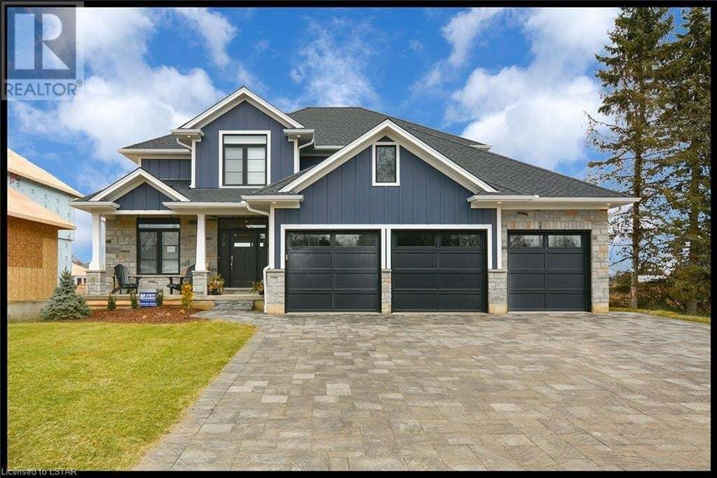 House for sale at 2544 Bond St Mount Brydges Ontario - MLS: 244224