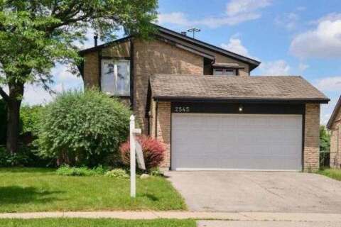 House for sale at 2545 Folkway Dr Mississauga Ontario - MLS: W4956888