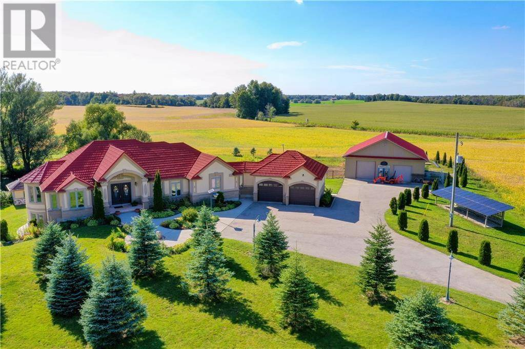 House for sale at 2546 Shantz Station Rd Woolwich Ontario - MLS: 30766754