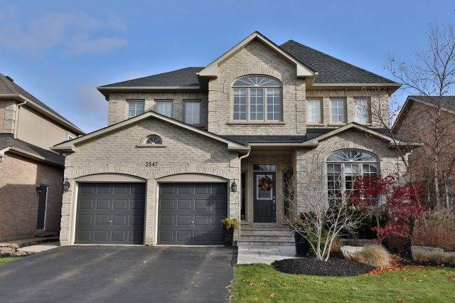 Sold: 2547 Armour Crescent, Burlington, ON