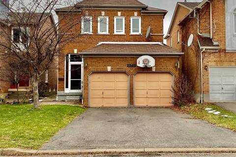 House for rent at 2547 Dinning Ct Mississauga Ontario - MLS: W4640786