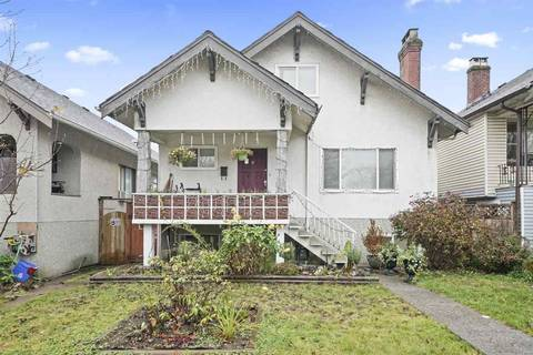 House for sale at 2547 Mcgill St Vancouver British Columbia - MLS: R2419648