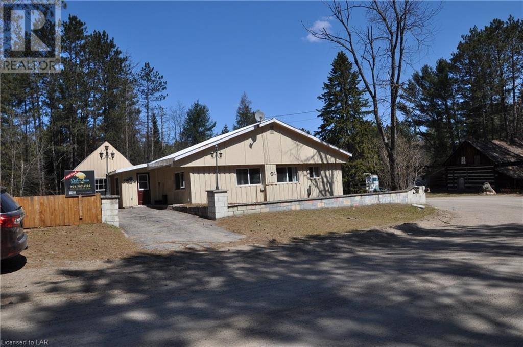 House for sale at 2548 Yearley Rd Utterson Ontario - MLS: 241473