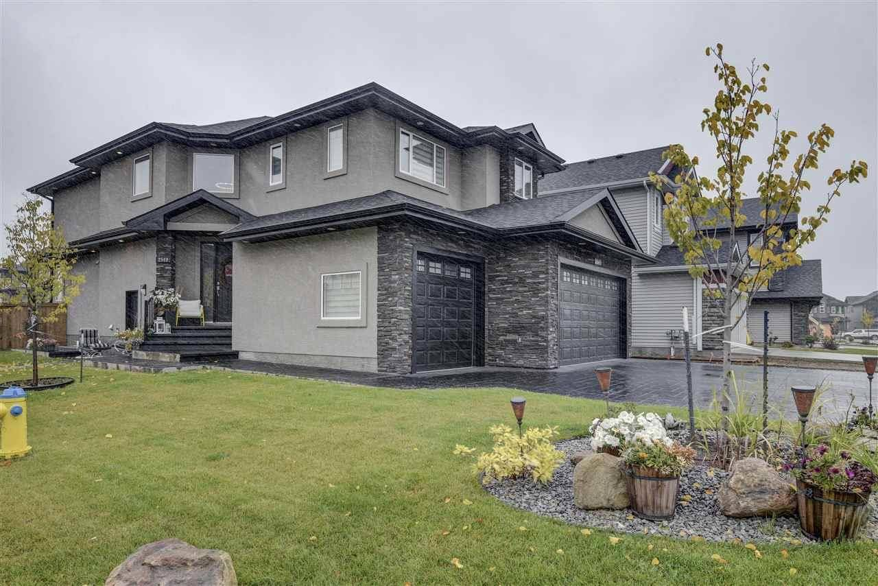 House for sale at 2549 Amerongen Cres Sw Edmonton Alberta - MLS: E4179553