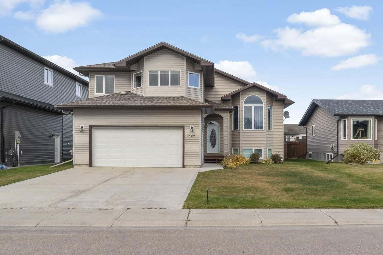 House for sale at 2549 Lockhart Wy Cold Lake Alberta - MLS: E4216366