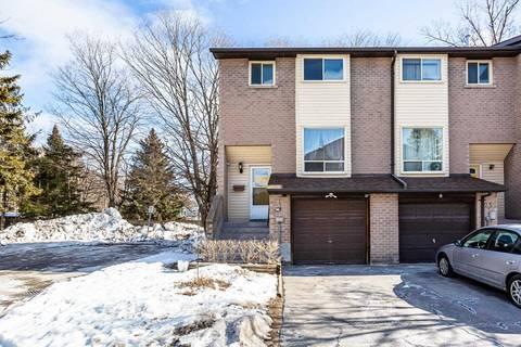Condo for sale at 55 Collinsgrove Rd Unit 255 Toronto Ontario - MLS: E4699678
