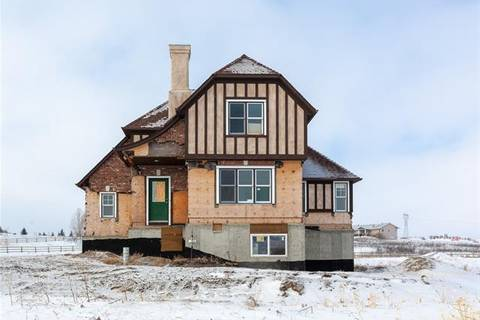 House for sale at  255 Ave East Rural Foothills County Alberta - MLS: C4291239