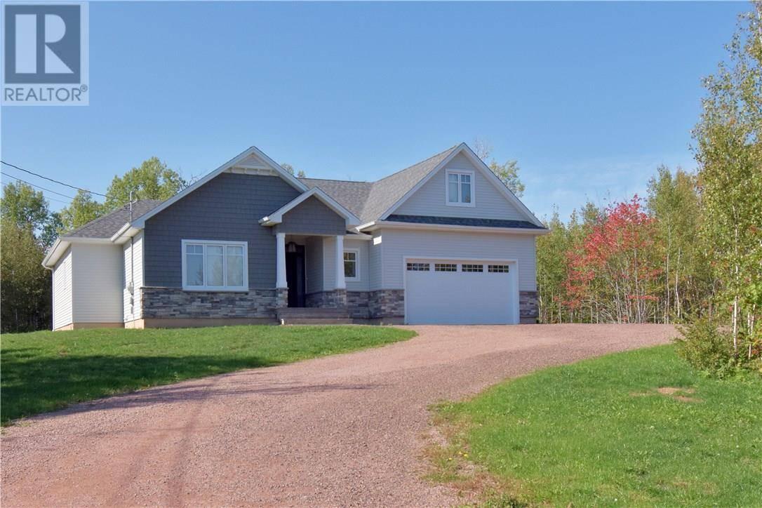 House for sale at 255 Du Portage St Memramcook New Brunswick - MLS: M128036