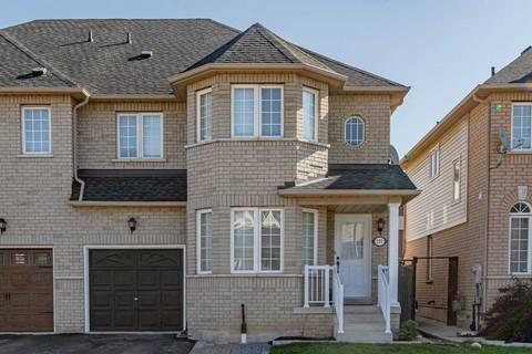 Townhouse for sale at 255 Fasken Ct Milton Ontario - MLS: W4584633