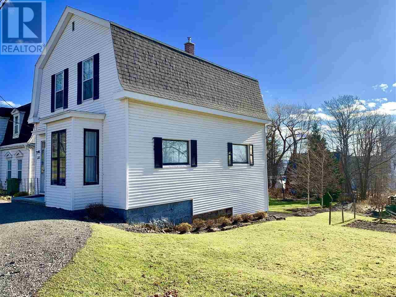 House for sale at 255 Faulkland St Pictou Nova Scotia - MLS: 201926565