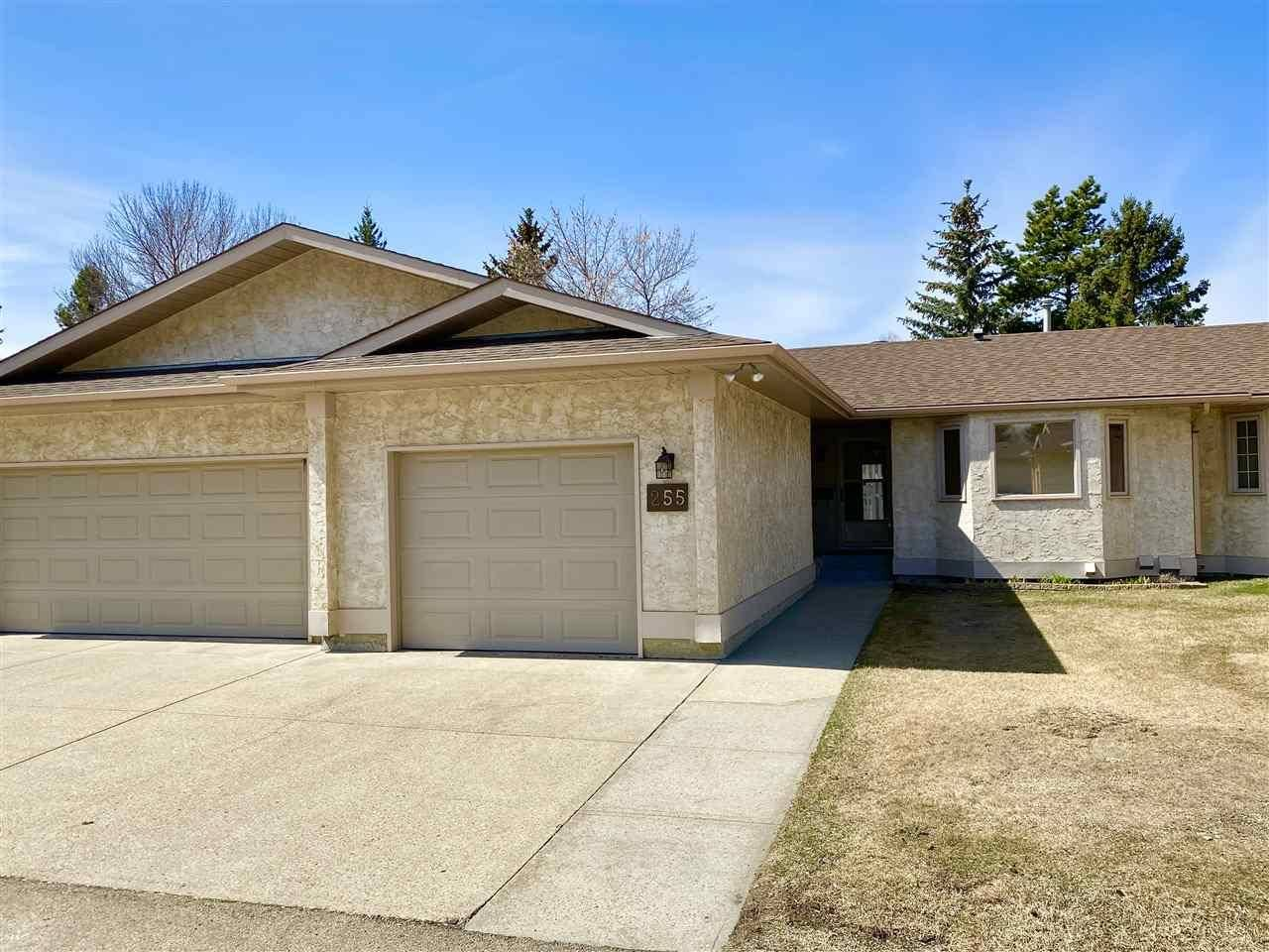 Townhouse for sale at 255 Knottwood Rd Nw Edmonton Alberta - MLS: E4187327