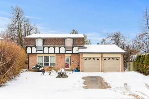 House for sale at 255 Mcdonald Blvd Halton Hills Ontario - MLS: W4730173