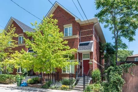 Townhouse for rent at 255 Milan St Toronto Ontario - MLS: C4494832