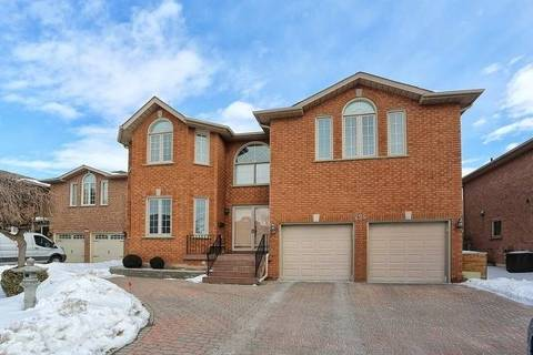 House for sale at 255 Valleymede Dr Richmond Hill Ontario - MLS: N4420809