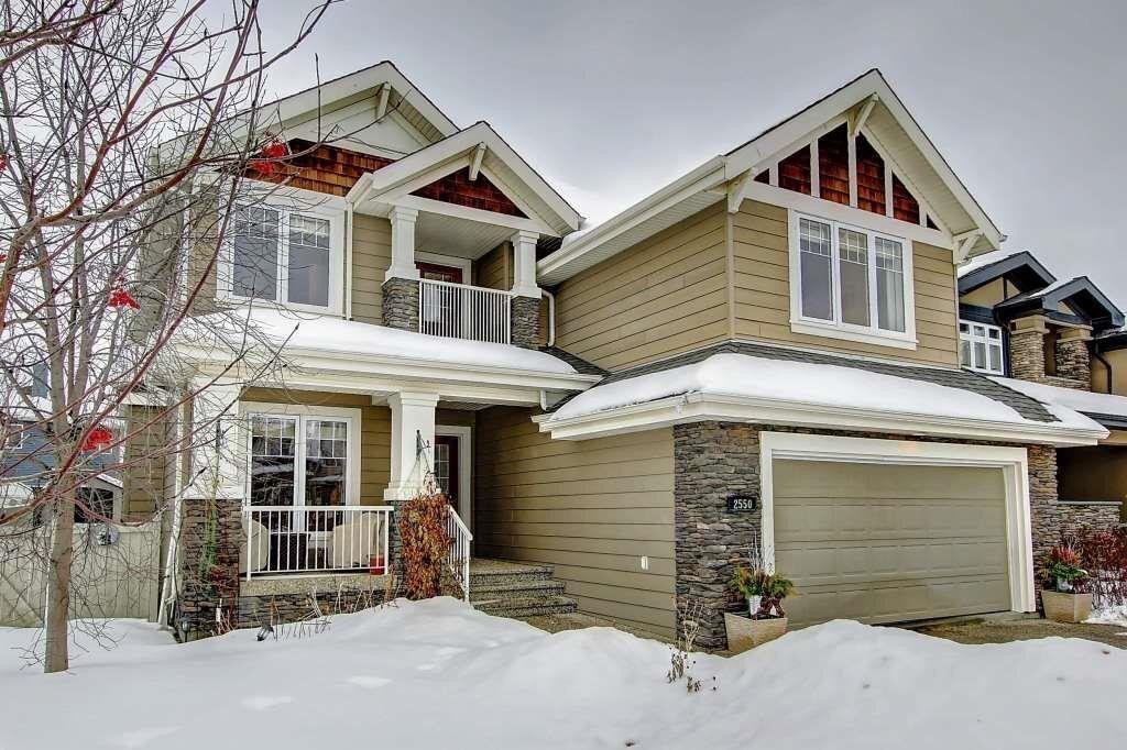 House for sale at 2550 Cameron Ravine Ld NW Edmonton Alberta - MLS: E4217696