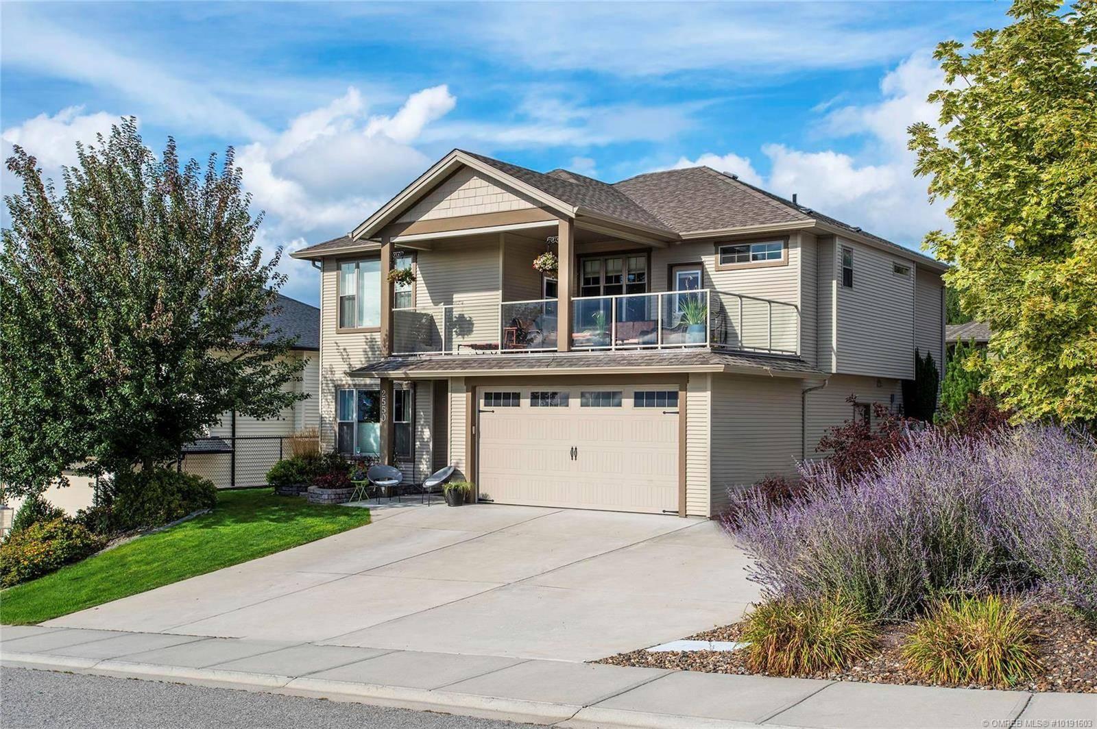 House for sale at 2550 Copper Ridge Dr West Kelowna British Columbia - MLS: 10191603