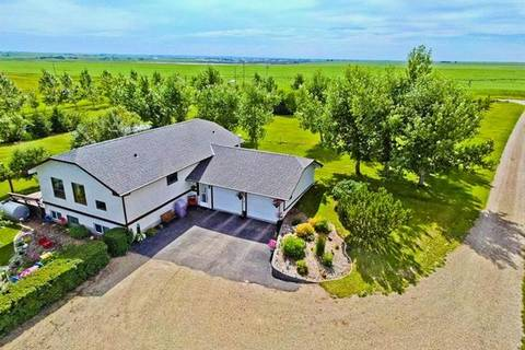 House for sale at 255005 Range Road 251  Rural Wheatland County Alberta - MLS: C4289998