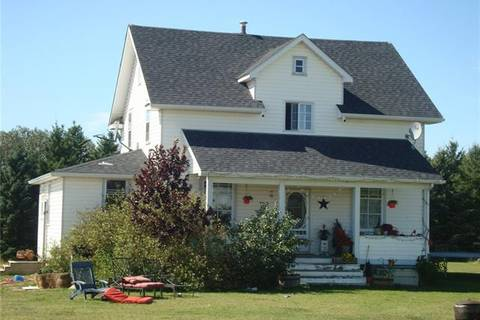 House for sale at 255043 Hi-way582  Rural Kneehill County Alberta - MLS: C4266408