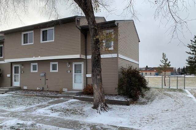 Townhouse for sale at 2552 79 St NW Edmonton Alberta - MLS: E4219452