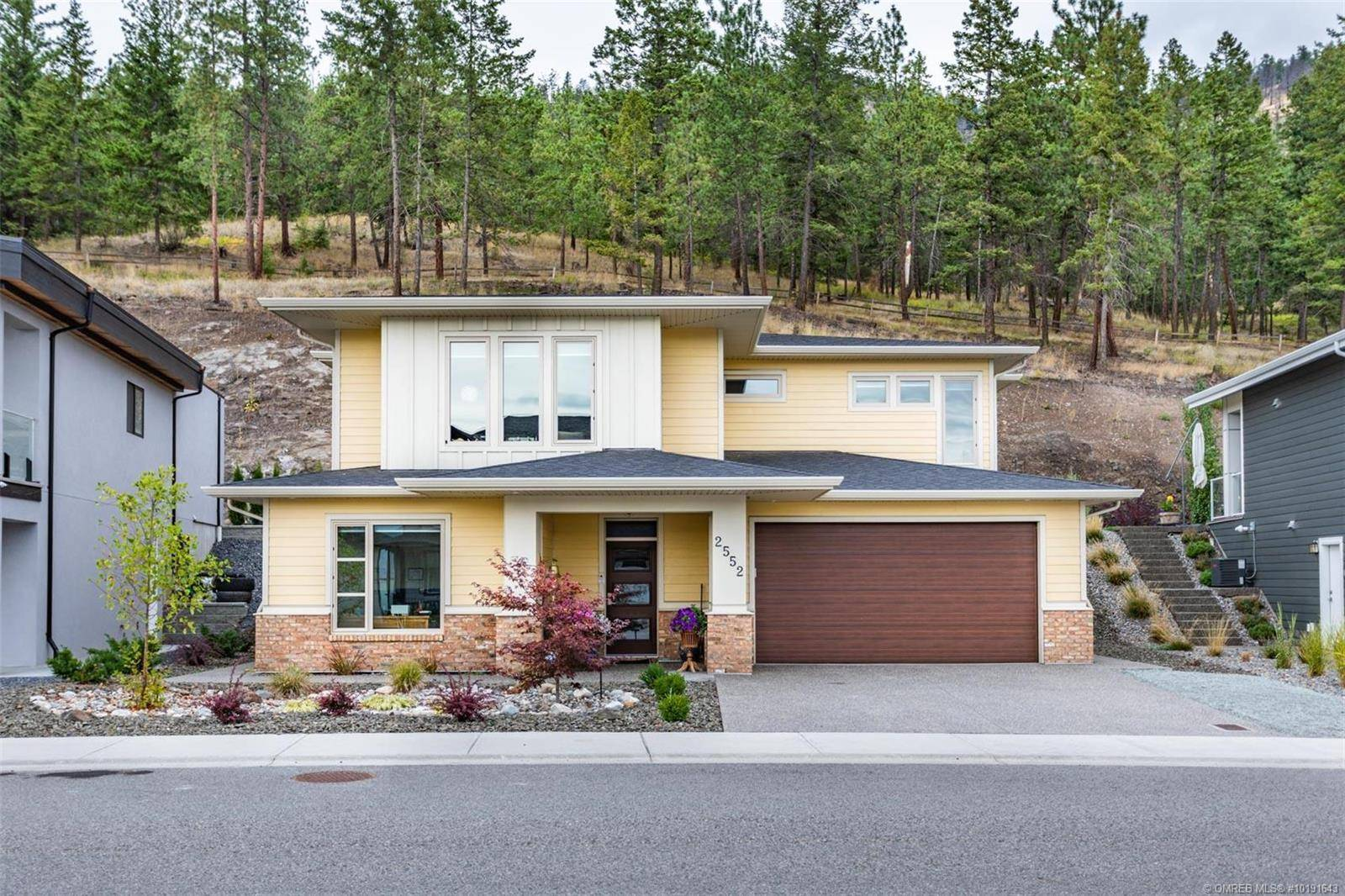 House for sale at 2552 Crown Crest Dr West Kelowna British Columbia - MLS: 10191643