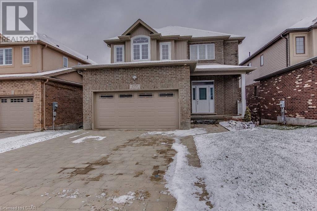 House for sale at 2552 Holbrook Dr London Ontario - MLS: 236218