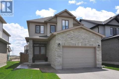House for sale at 2553 Asima Dr London Ontario - MLS: 30734474