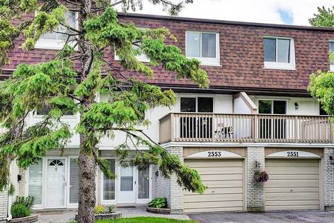 Townhouse for sale at 2553 Flannery Dr Ottawa Ontario - MLS: 1156068