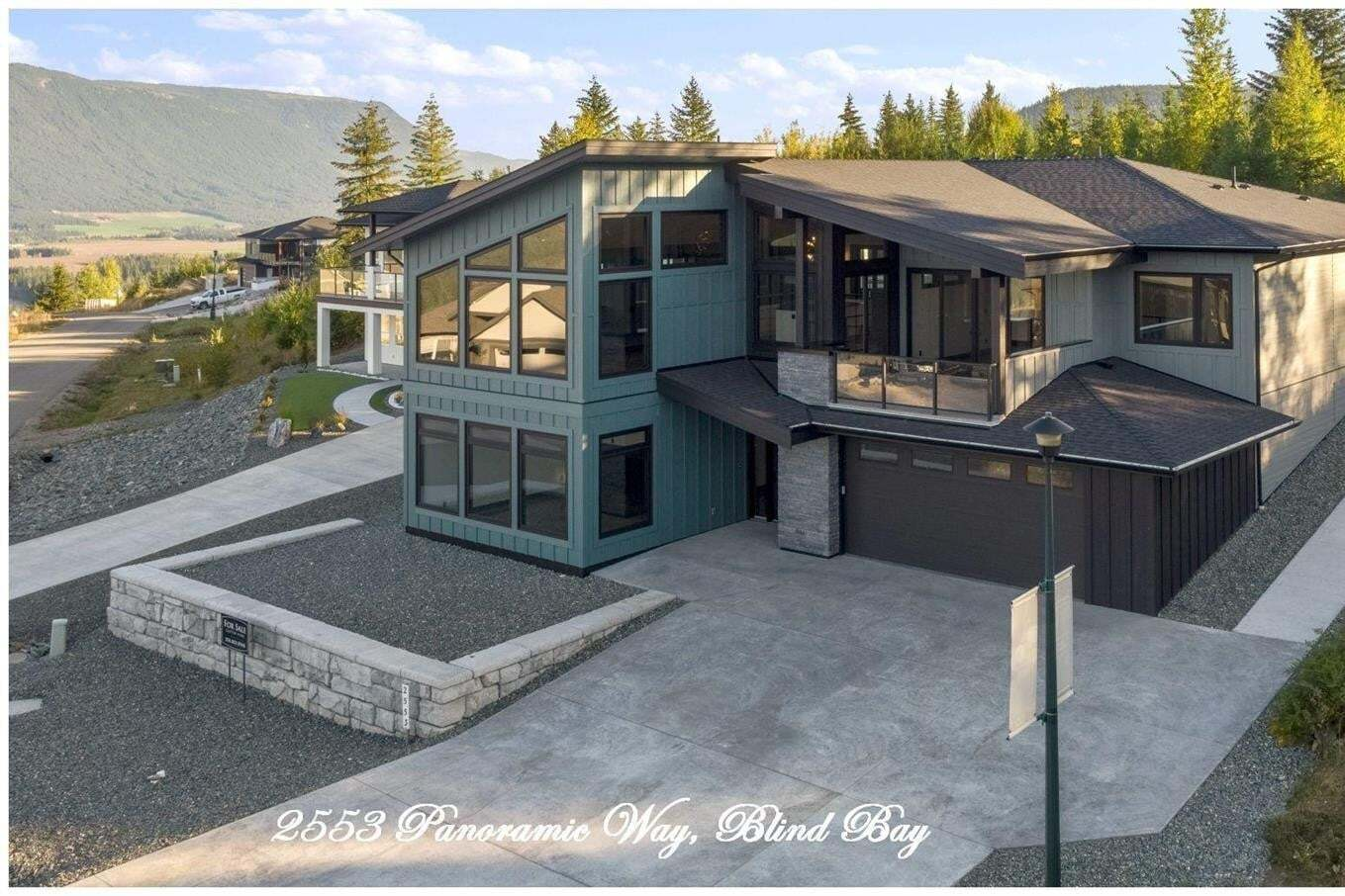 House for sale at 2553 Panoramic Wy Blind Bay British Columbia - MLS: 10217587