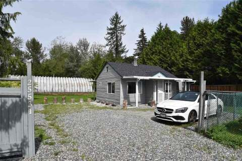 House for sale at 25531 Dewdney Trunk Rd Maple Ridge British Columbia - MLS: R2470979