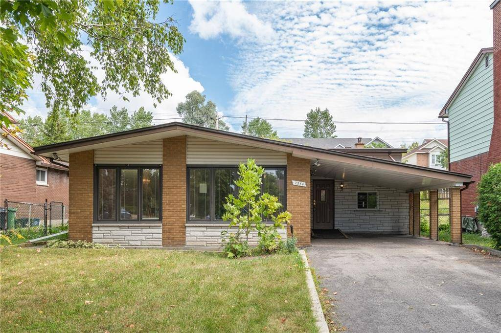 House for sale at 2554 Traverse Dr Ottawa Ontario - MLS: 1168352