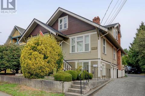 House for sale at 2555 Blackwood St Victoria British Columbia - MLS: 413597