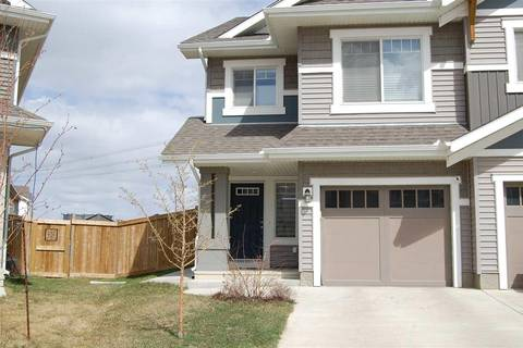 Townhouse for sale at 2555 Coughlan Rd Sw Edmonton Alberta - MLS: E4154483