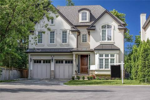 House for sale at 2557 Kate Common  Oakville Ontario - MLS: W4453724
