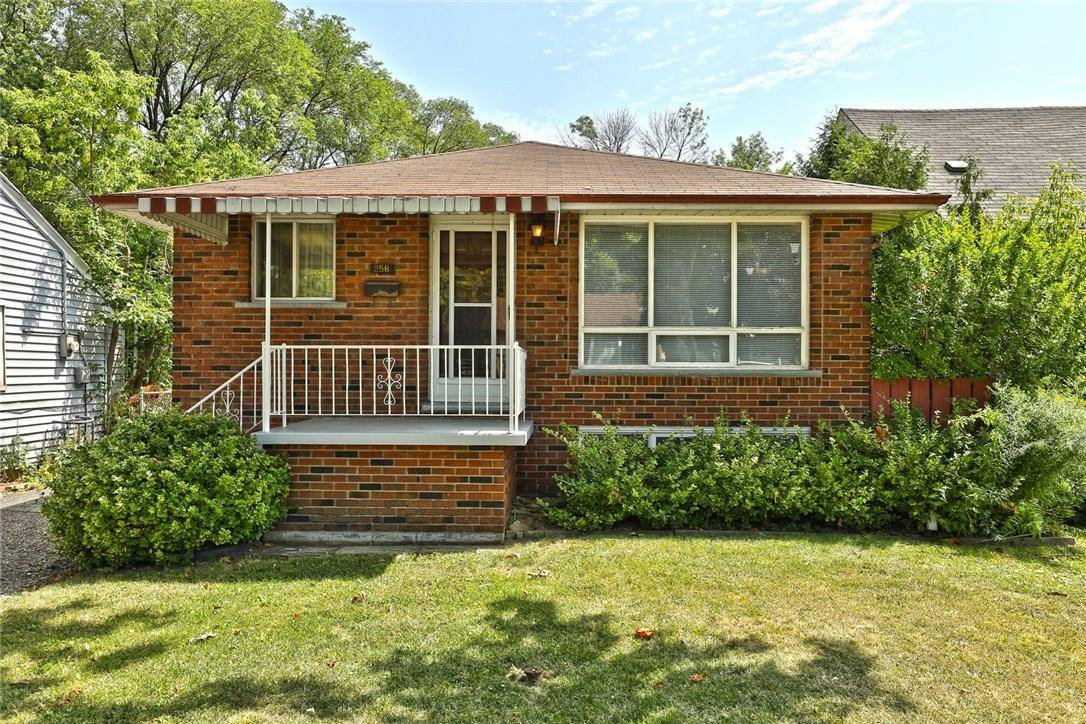 House for sale at 256 Glennie Ave Unit 256 Hamilton Ontario - MLS: H4060916