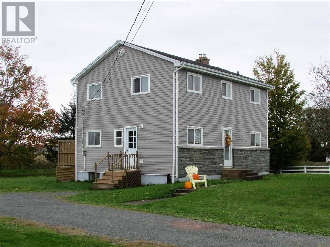 House for sale at 256 311 Hy North River Nova Scotia - MLS: 201923761