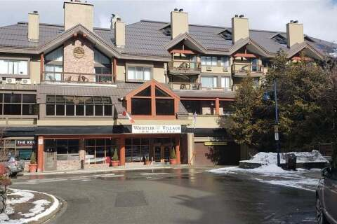 Home for sale at 4425 Sundial Pl Unit 256 Whistler British Columbia - MLS: R2441957