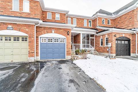 Townhouse for sale at 256 Albright Rd Brampton Ontario - MLS: W4695241