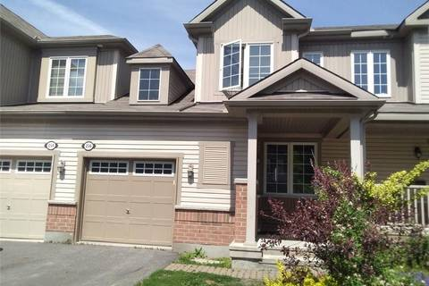 Townhouse for sale at 256 Aquilo Cres Stittsville Ontario - MLS: 1156499