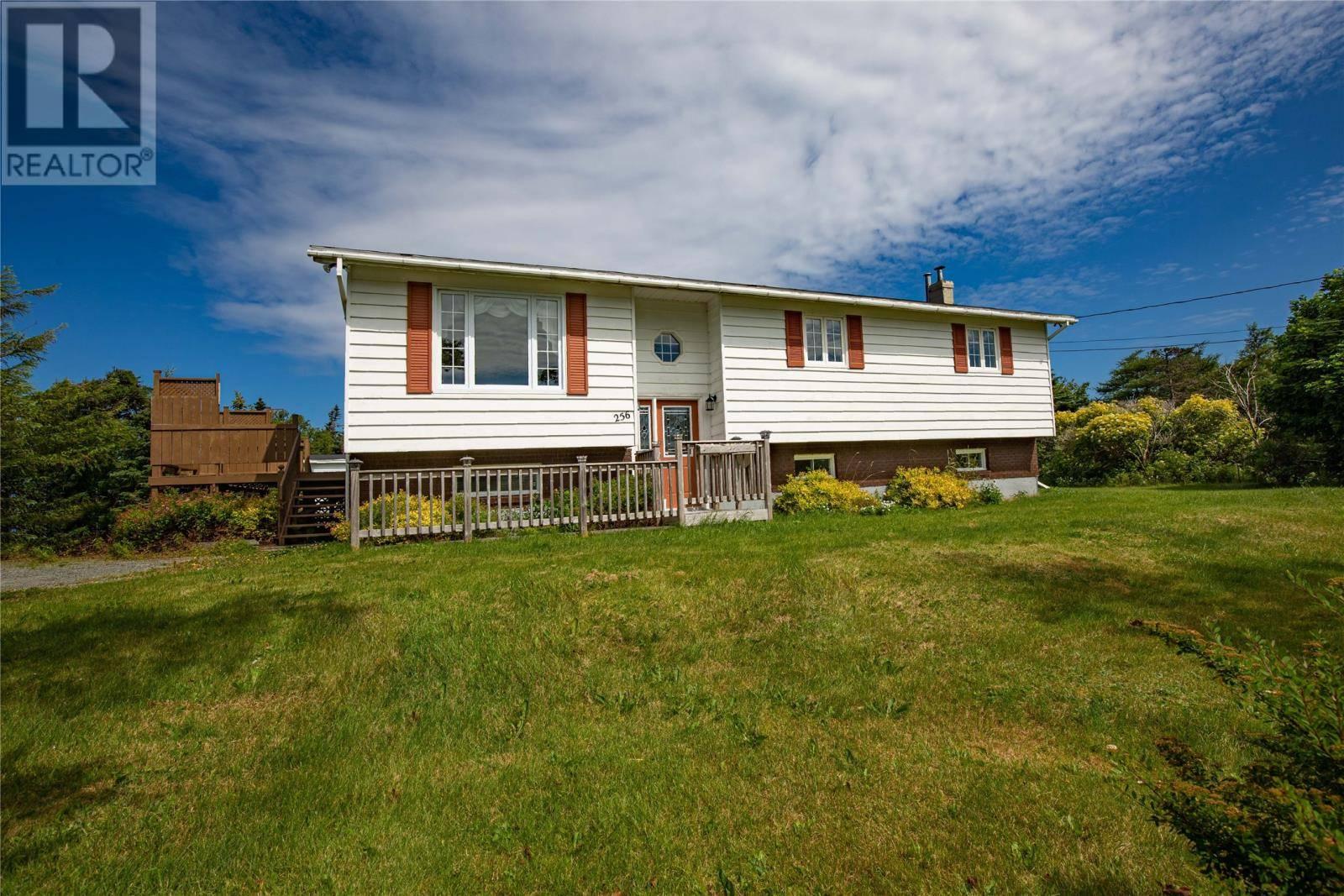 House for sale at 256 Bauline Line Torbay Newfoundland - MLS: 1201049