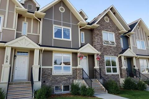 Townhouse for sale at 256 Cranston Wy Southeast Calgary Alberta - MLS: C4262932