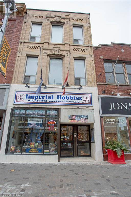 Home for sale at 256 Dundas St London Ontario - MLS: 238677