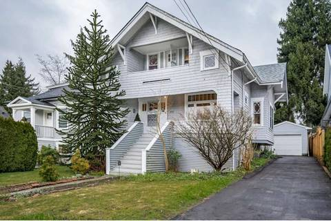 House for sale at 256 Eighth Ave New Westminster British Columbia - MLS: R2437006