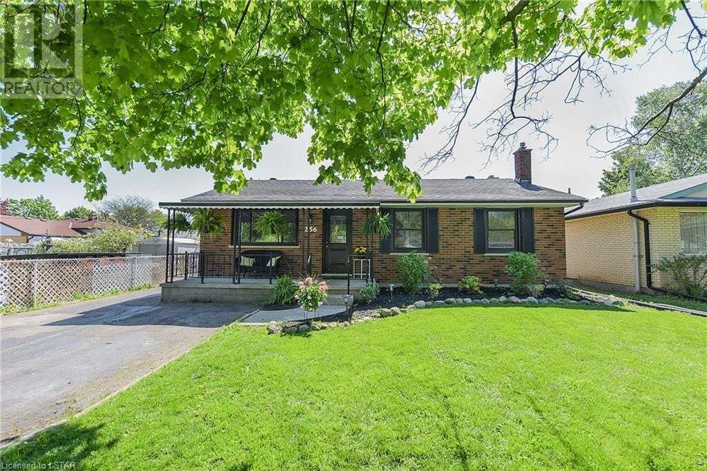 House for sale at 256 First Ave St. Thomas Ontario - MLS: 261444