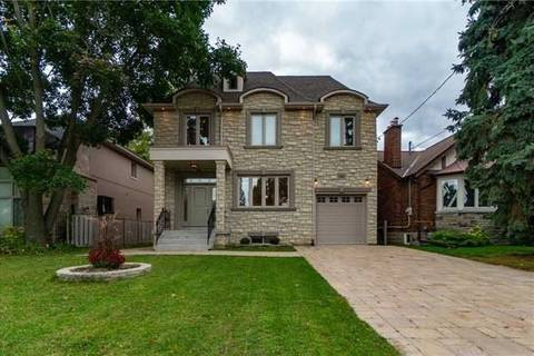 House for sale at 256 Grenview Blvd Toronto Ontario - MLS: W4409409