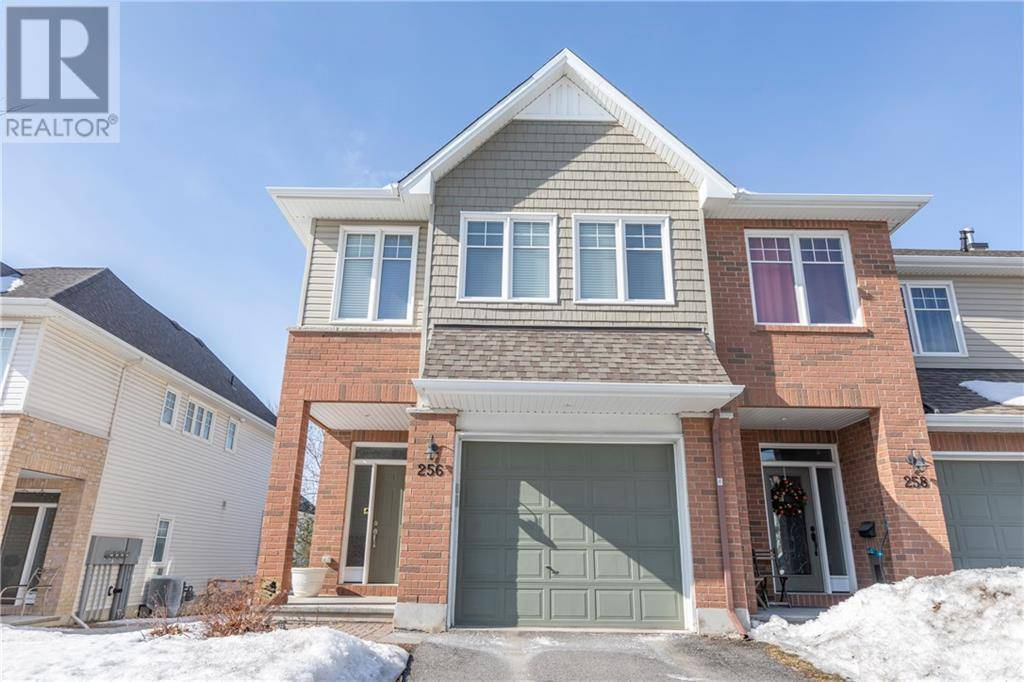 Townhouse for sale at 256 Meadowlilly Rd Ottawa Ontario - MLS: 1185679