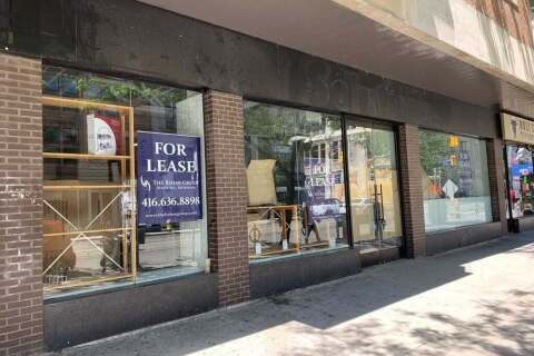 Commercial property for lease at 256 Queen St Toronto Ontario - MLS: C4794076