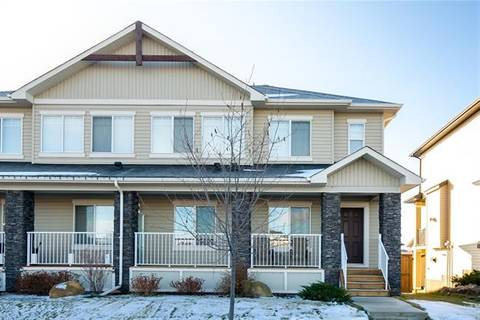 Townhouse for sale at 256 Rainbow Falls Green Chestermere Alberta - MLS: C4285703