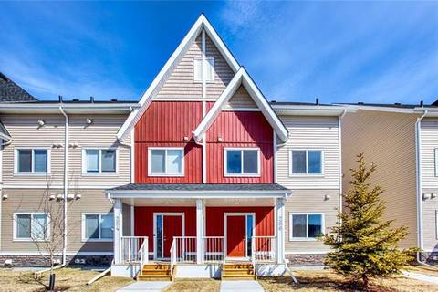 Townhouse for sale at 256 Red Embers Wy Northeast Calgary Alberta - MLS: C4293928