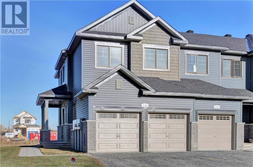 Townhouse for rent at 256 Tim Sheehan Pl Kanata Ontario - MLS: 1175434